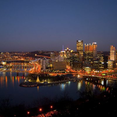 pittsburgh-downtown-night-river